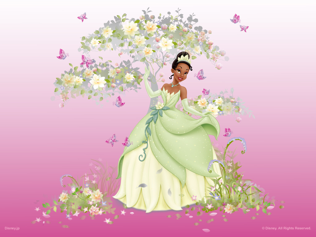 48 Princess Tiana Wallpaper On Wallpapersafari