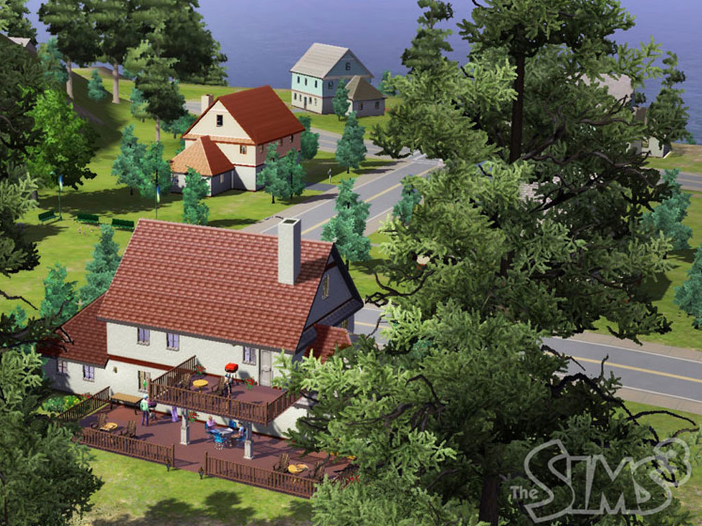 Sims 3 wallpapers Sims 3 background   Page 3 1024x768