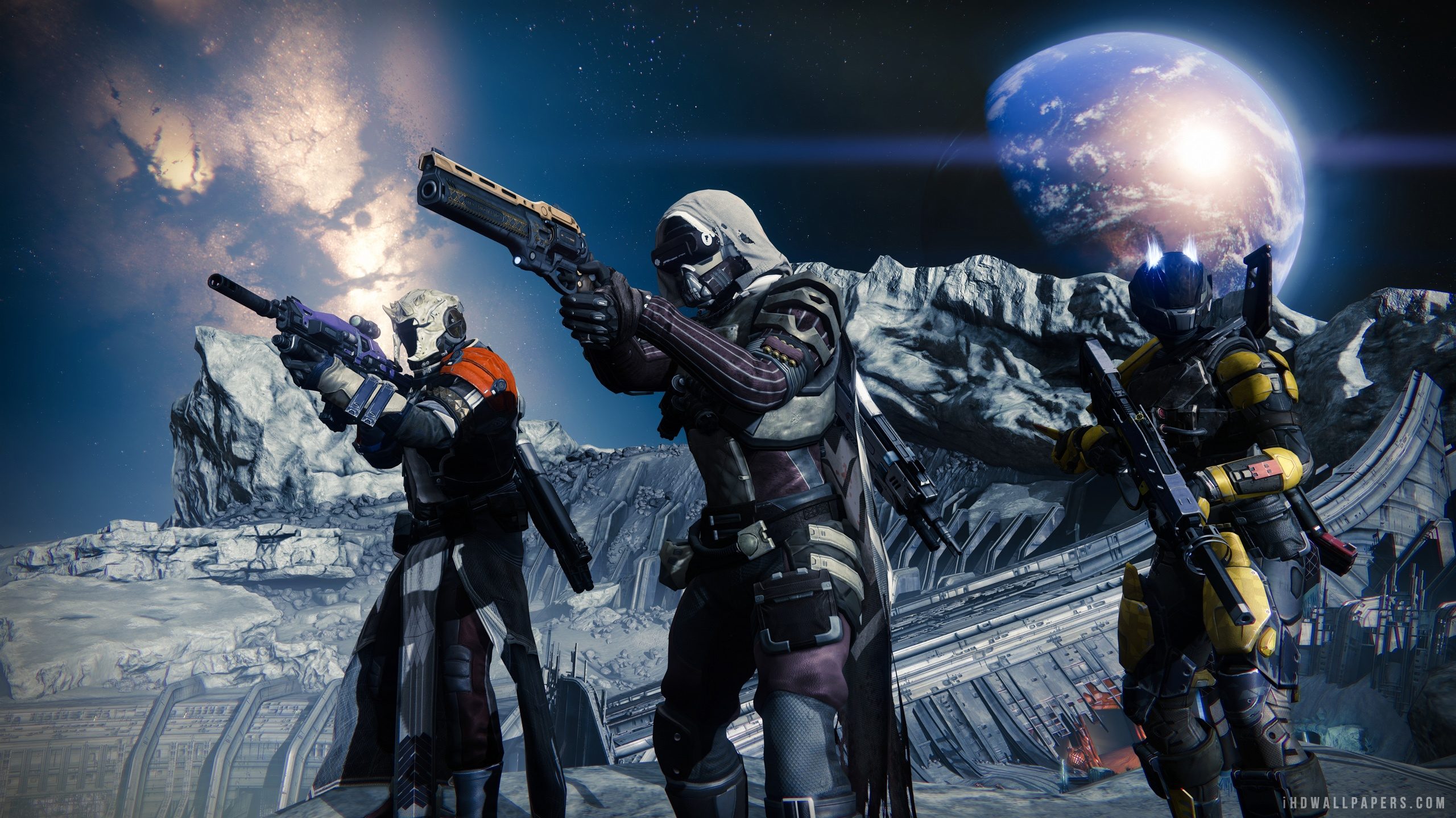 Destiny Bungie Hd wallpaper   1221016 2560x1440