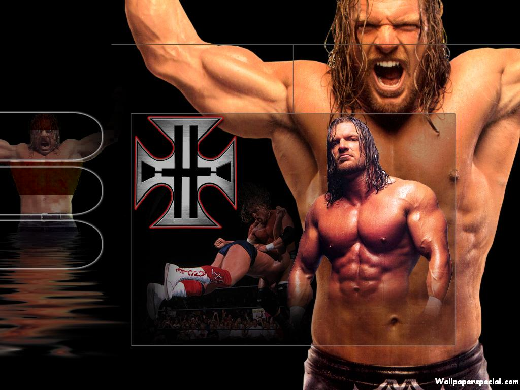 King Of King Wrestling Wallpapers The Games Wwe Triple 1024x768