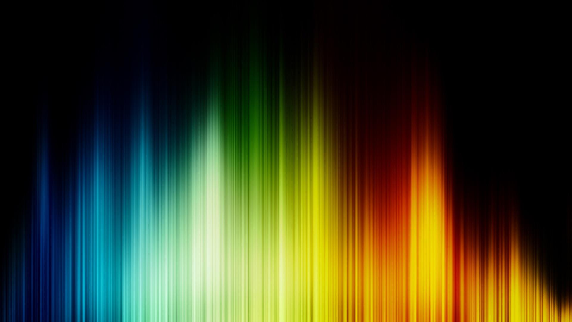 rainbow wave length wallpapers - photo #32