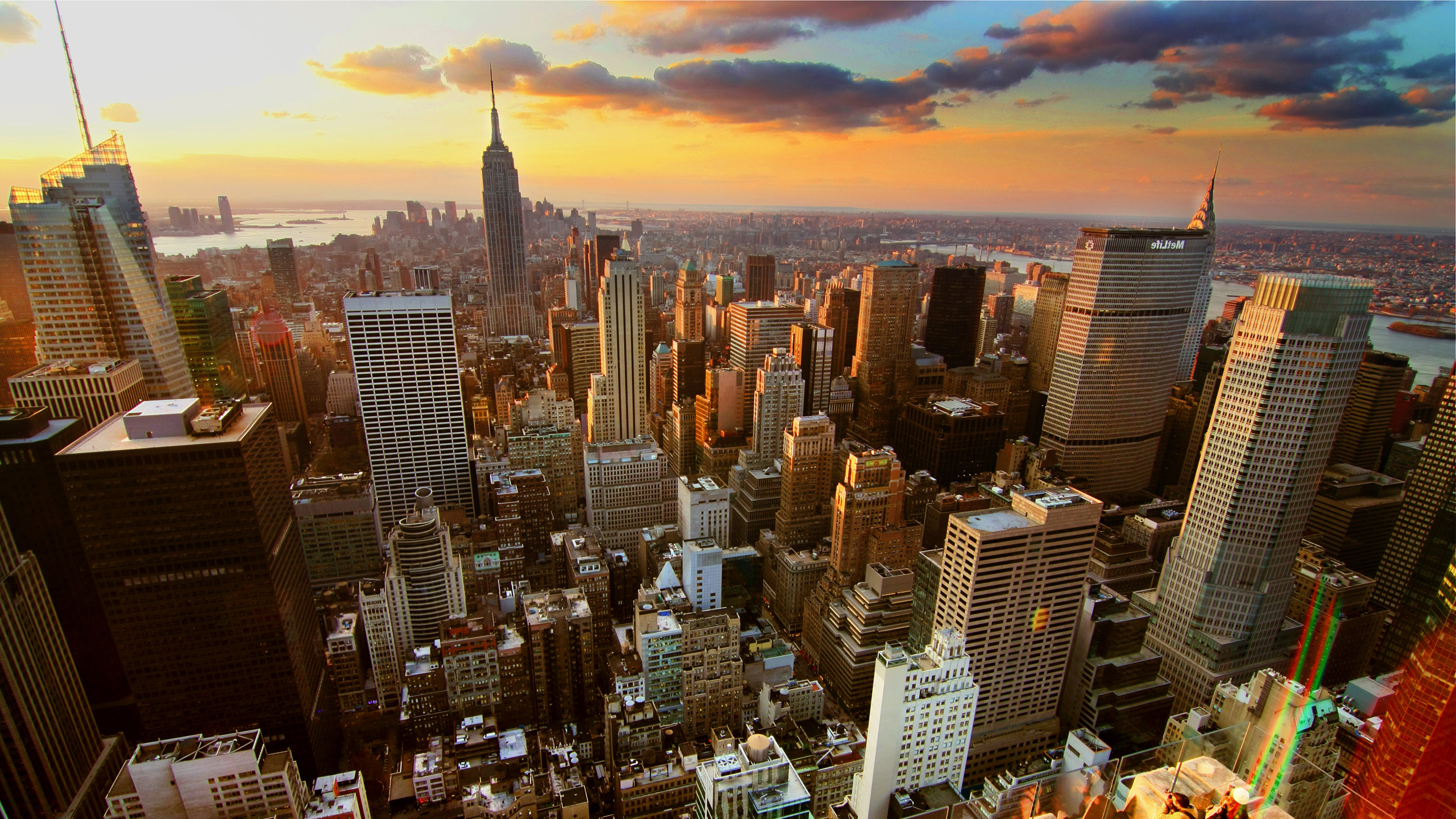 Manhattan Wallpaper Collection For Download 2560x1440