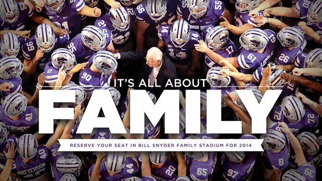 Kansas State Wildcats Football Wallpaper Football ticket options 640x360