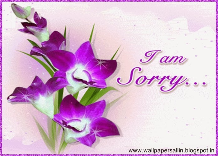 Wallpaper Gallery i am sorry wallpapers 700x500