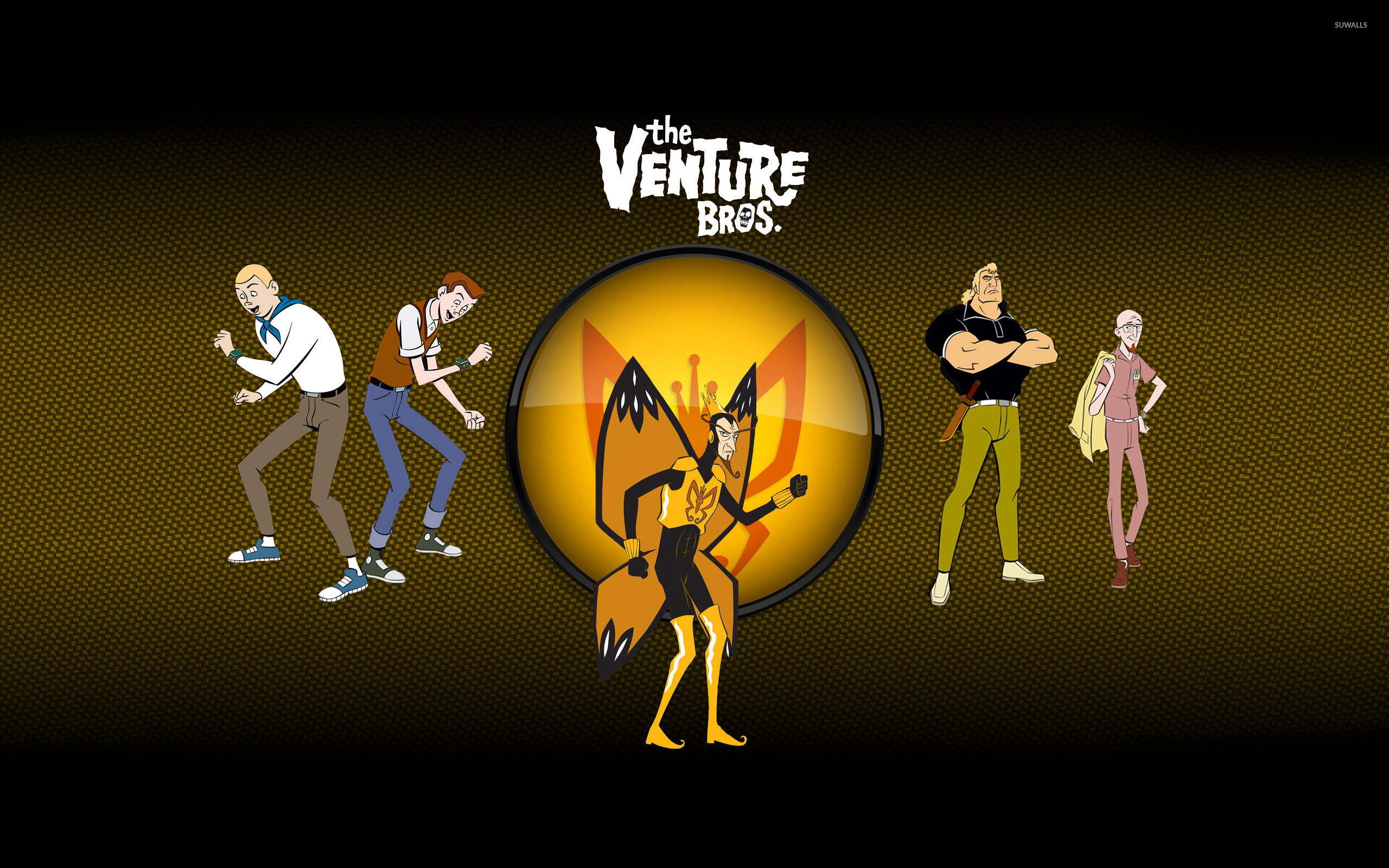 The Venture Bros [3] wallpaper   Cartoon wallpapers   11668 2560x1600