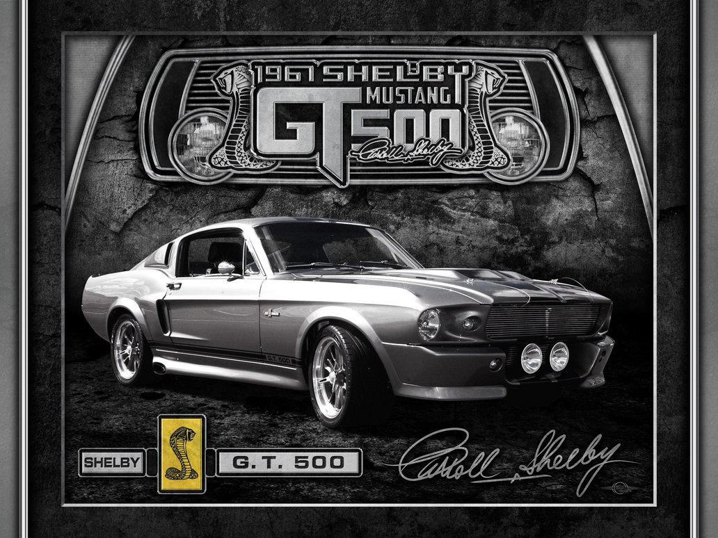 1967 Shelby Gt500 Wallpaper  WallpaperSafari