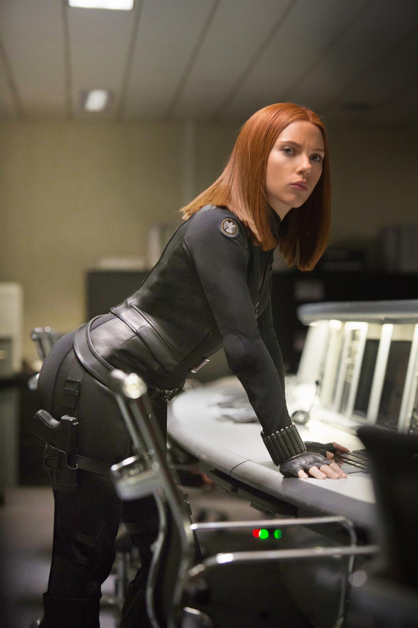 Black Widow Wallpapers Scarlett Johansson - WallpaperSafari