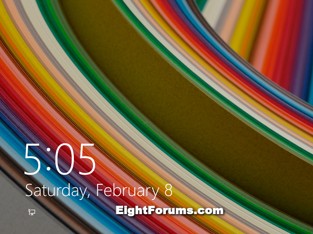 Download image Windows 8 1 Lock Screen Backgrounds Download PC 615x461