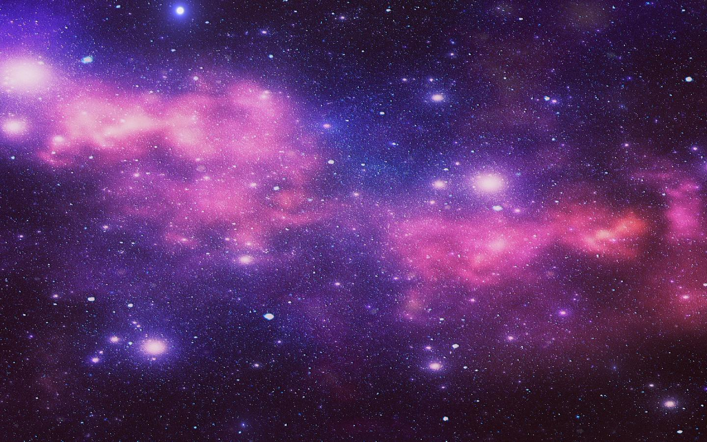 Purple Galaxy Wallpapers 1440x900