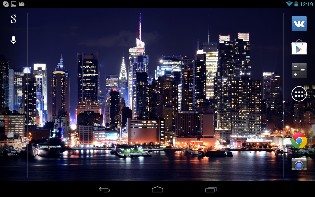 New google wallpaper wallpapersafari for Sfondi desktop new york