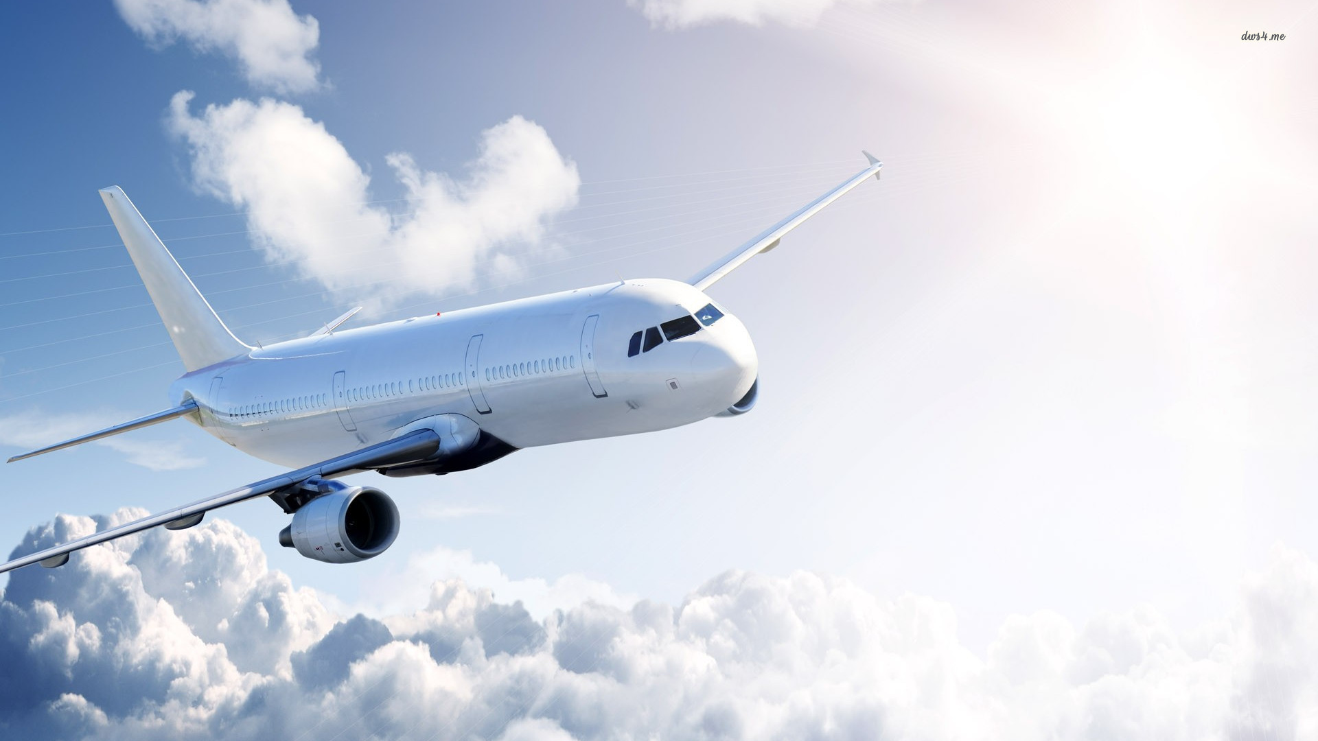 download Passenger Airplanes wallpaper 1920x1080 56338 1920x1080