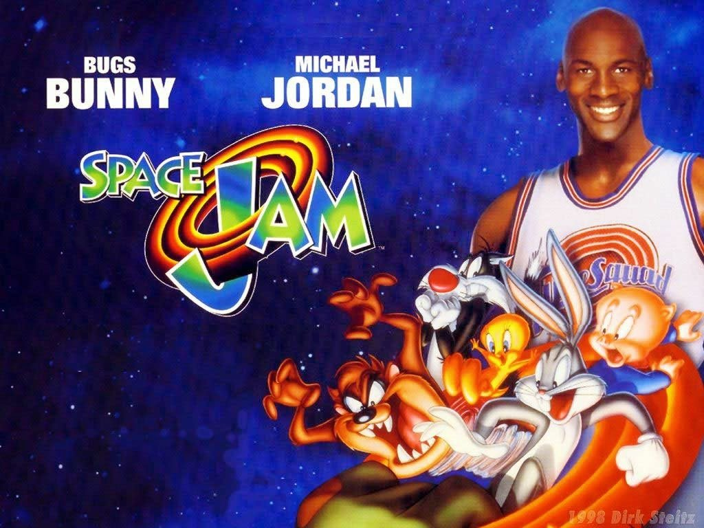 75 Space Jam Wallpapers On Wallpapersafari