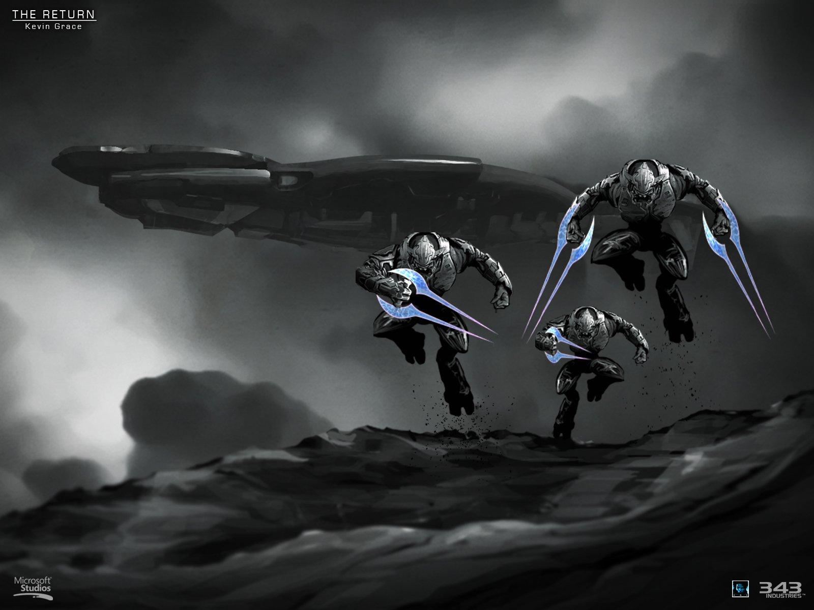 halo 2 anniversary wallpaper hd wallpapersafari