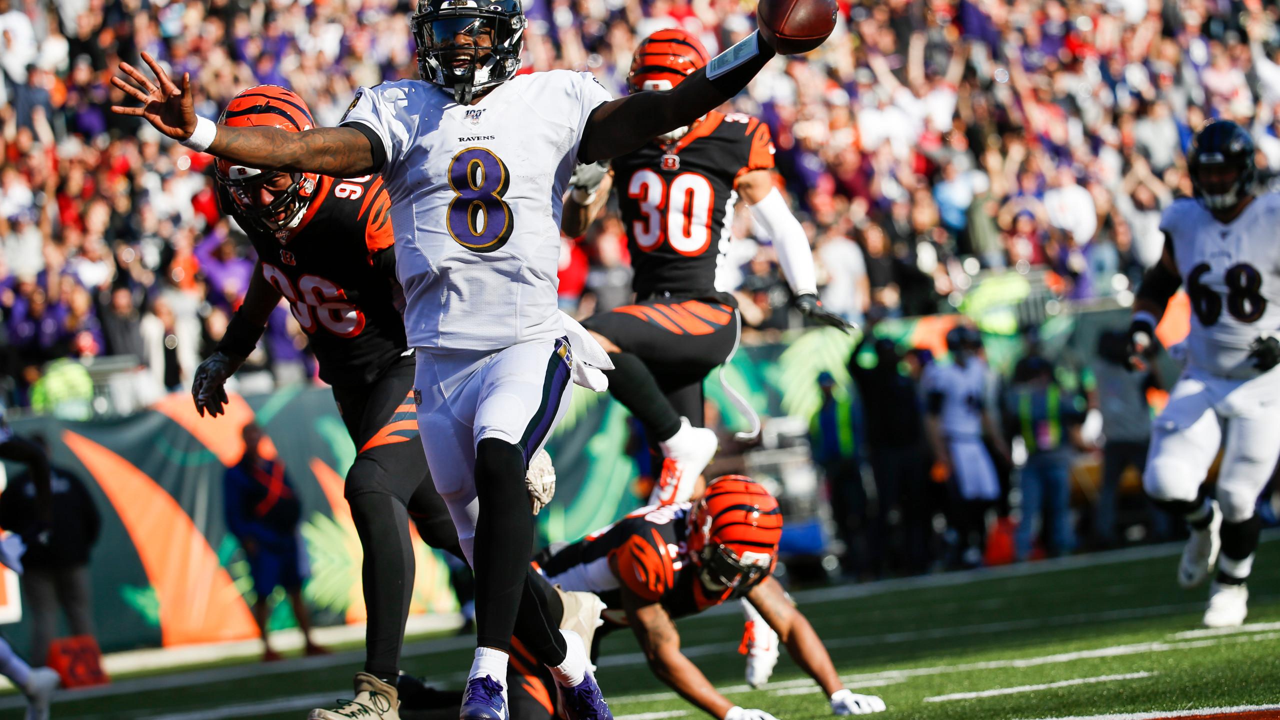 Ravens Jackson masters art of winning while having fun KAMR 2560x1440