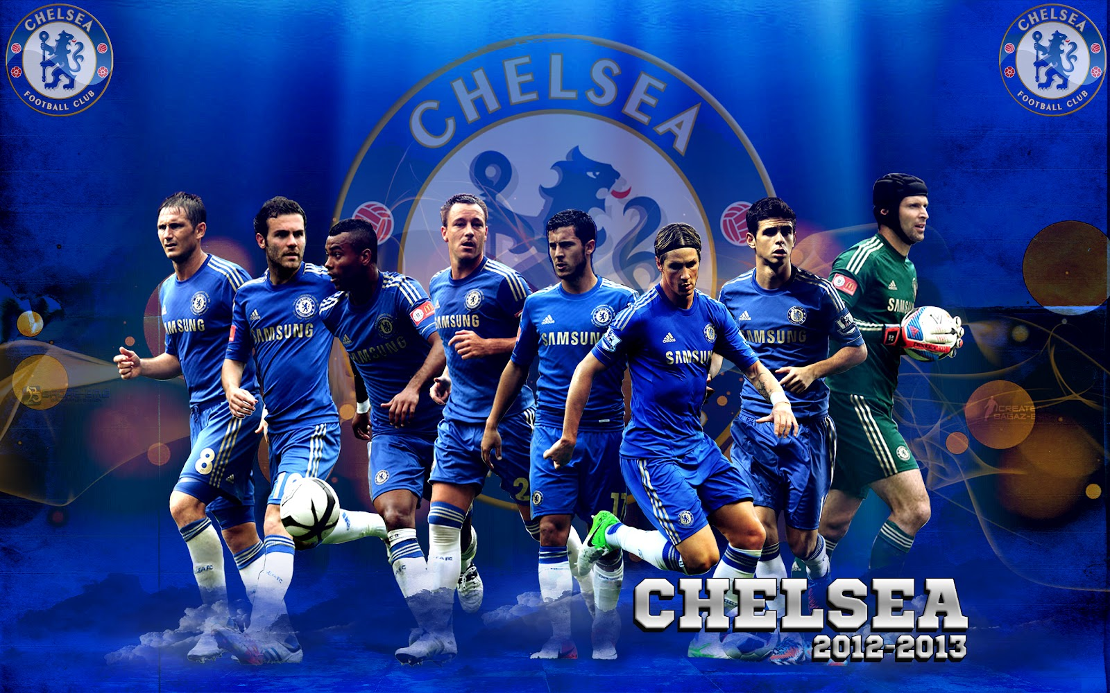 Chelsea FC The Blues Wallpapers   Taringa 1600x1000