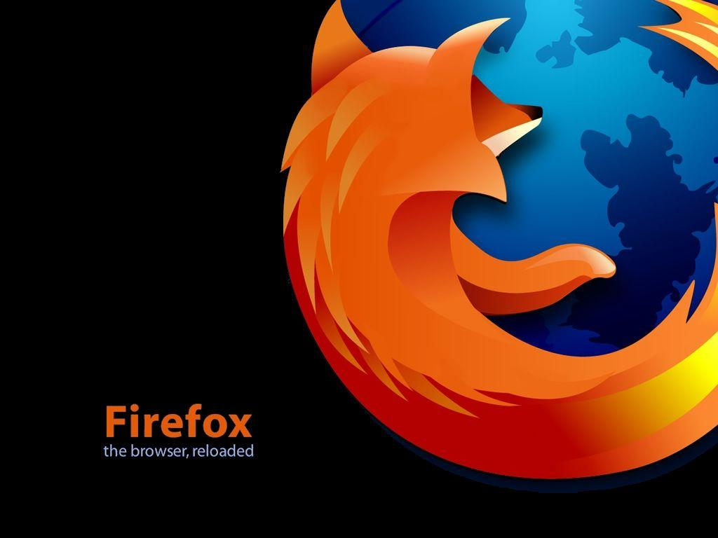 Mozilla Firefox Backgrounds 1024x768