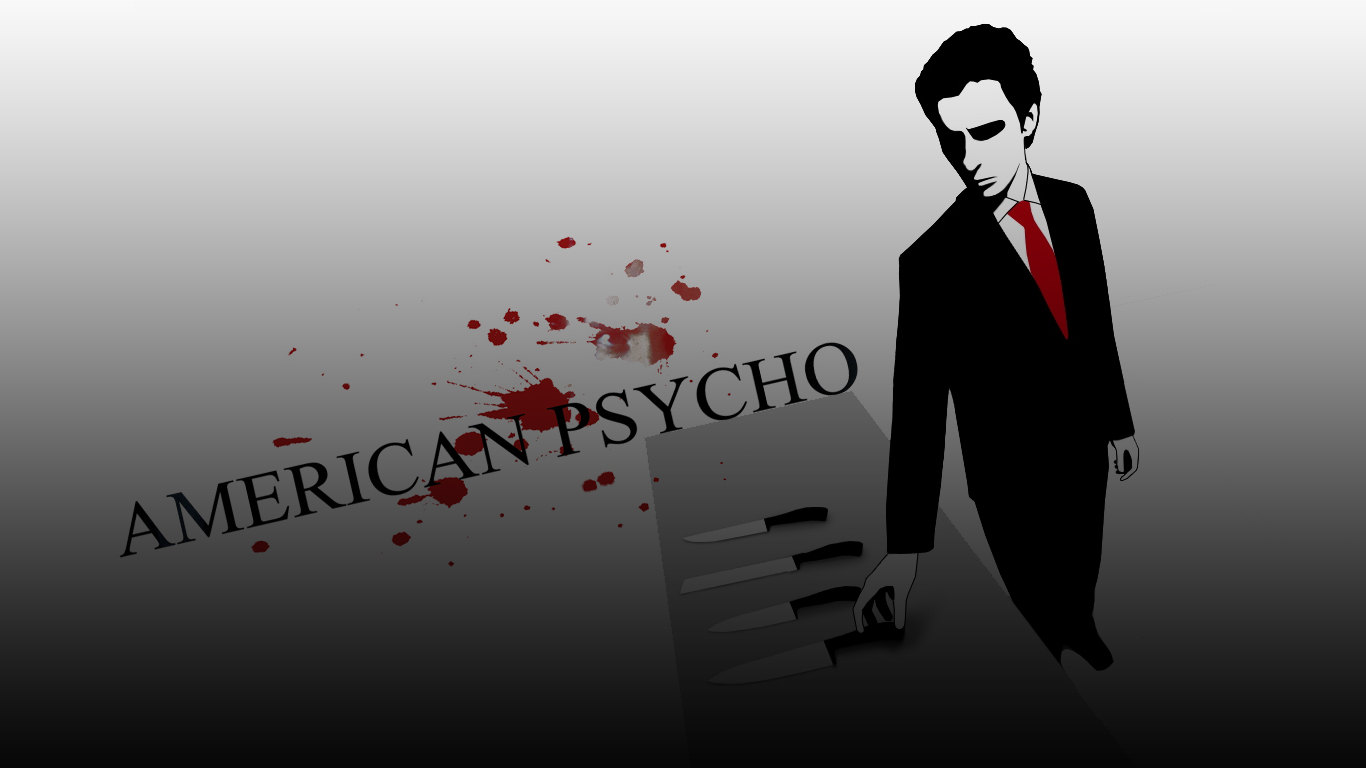 American Psycho Wallpapers   CityLoveHZcom 1366x768