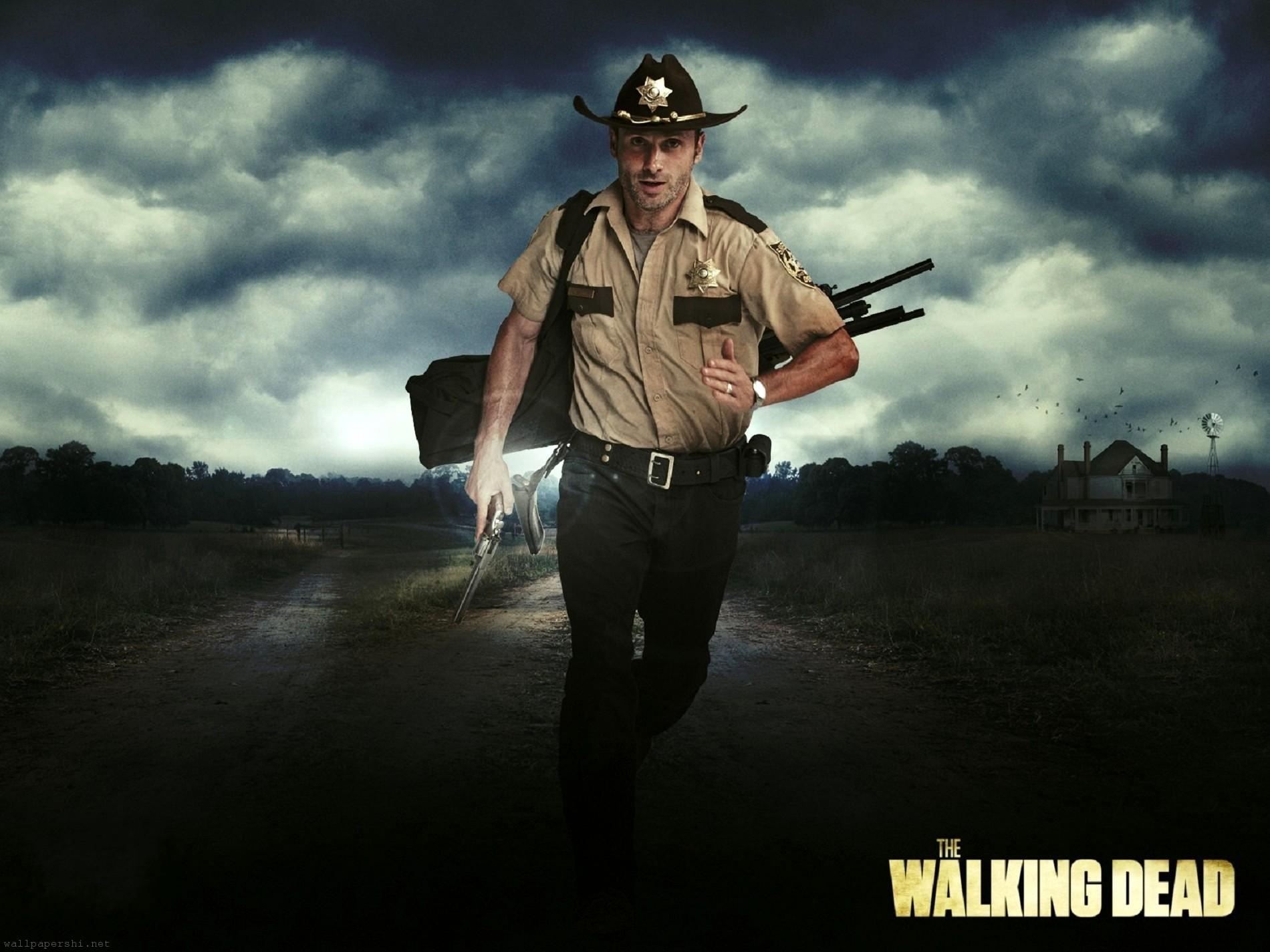 The Walking Dead Wallpapers: Screensavers And Wallpaper Walking Dead
