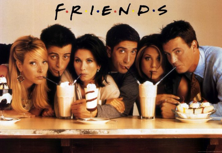 Friends TV Show Wallpaper - WallpaperSafari