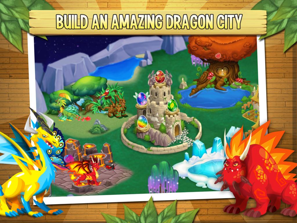 Dragon City Wallpapers   WallpaperSafari
