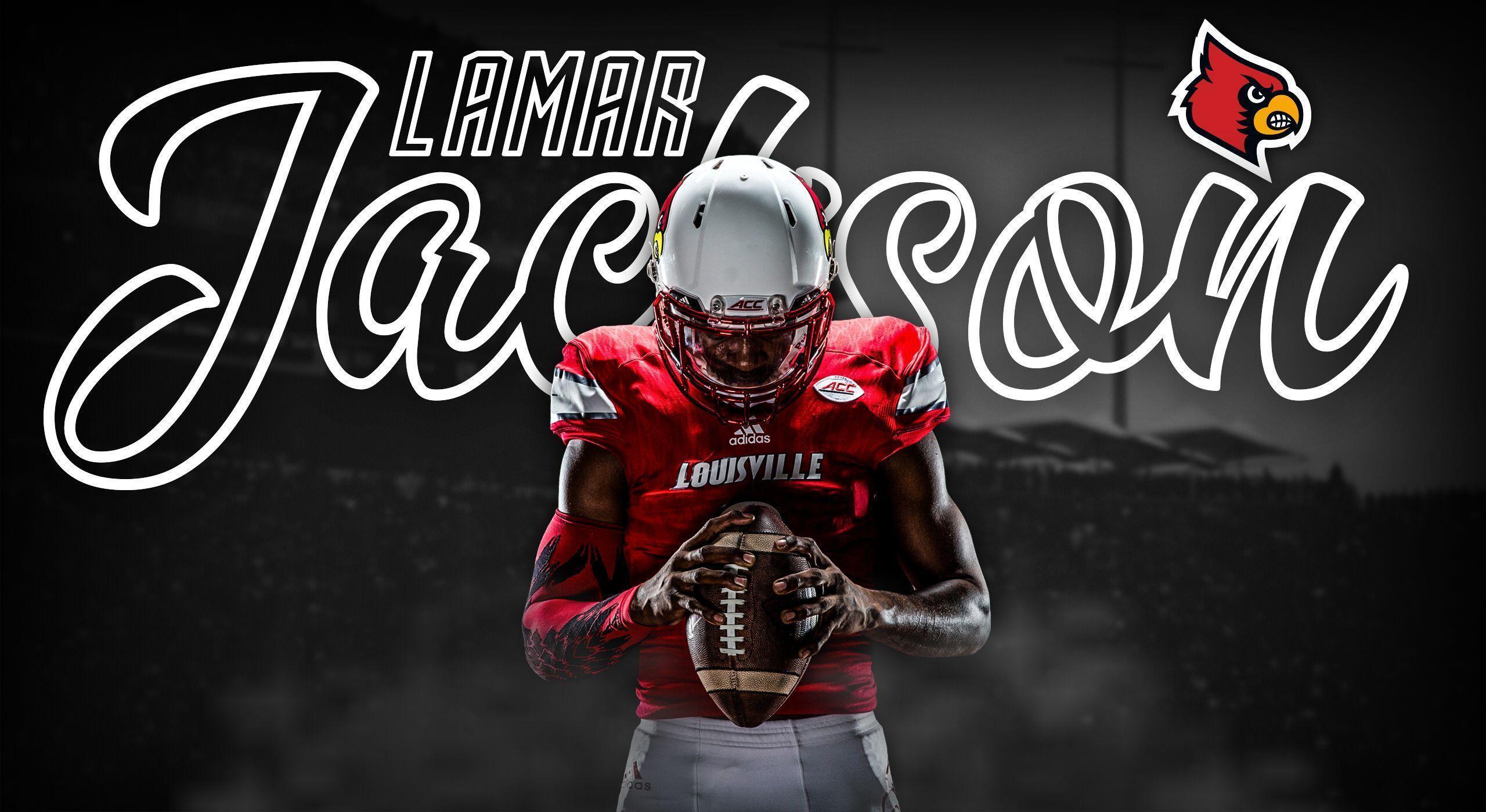 Lamar Jackson Wallpapers   Top Lamar Jackson Backgrounds 2560x1400