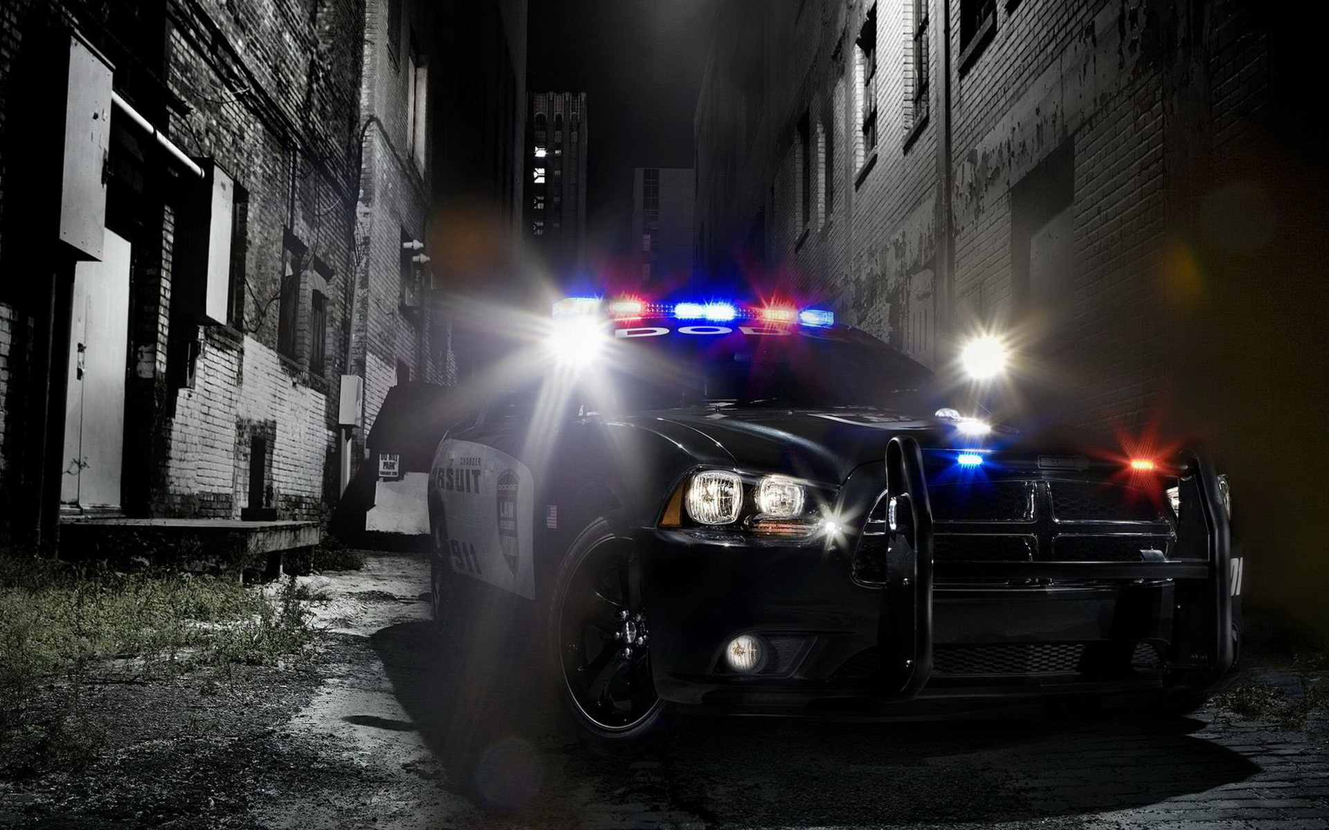Cop background   SF Wallpaper 1920x1200