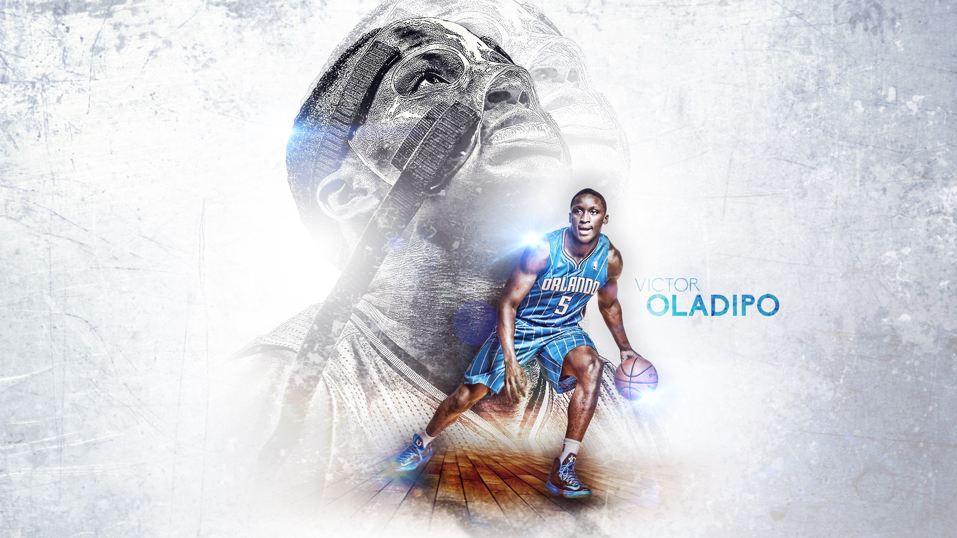 sports Basketball Victor Oladipo Magic Wallpapers HD 1920x1080
