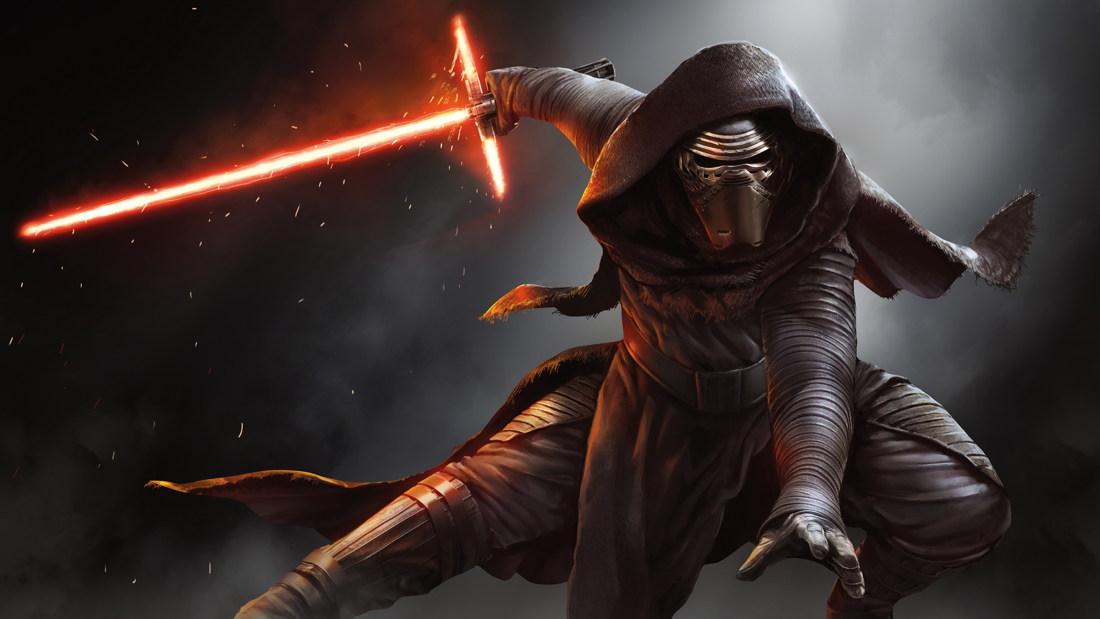 Star Wars The Force Awakens Wallpapers Awesome Wallpapers 3840x2160