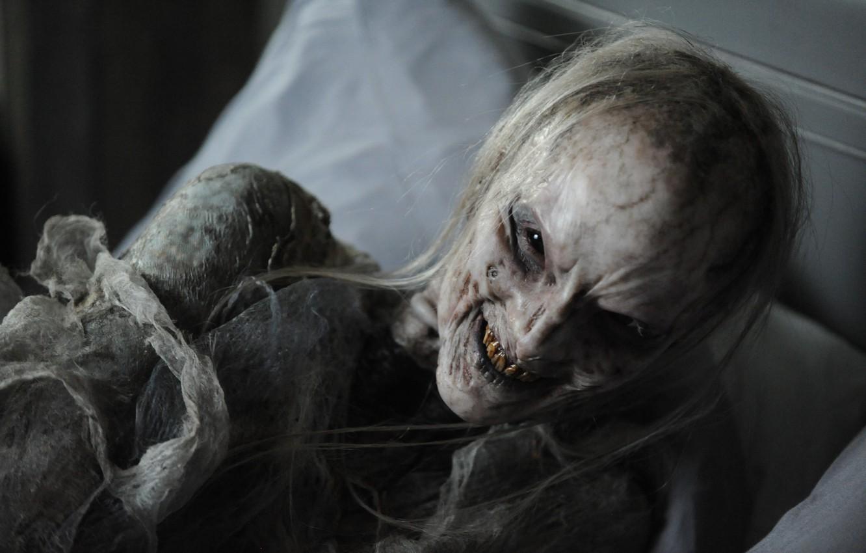 Wallpaper cinema demon ghost panic monster woman movie fear 1332x850