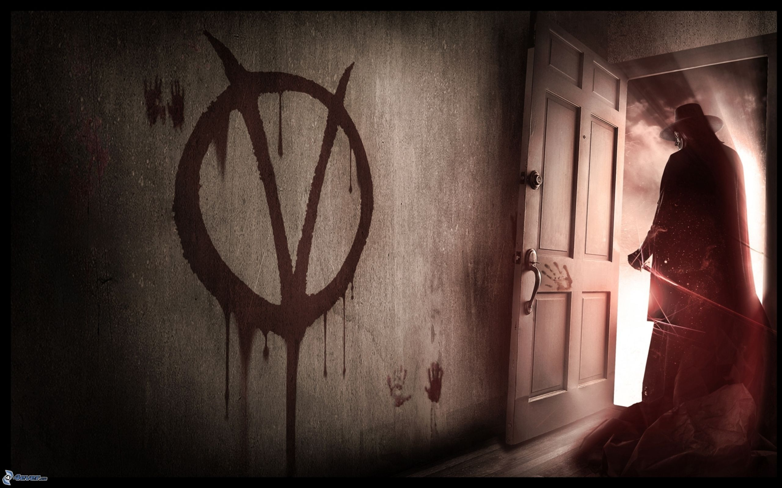 V for Vendetta Wallpapers Images Photos Pictures Backgrounds 2560x1600