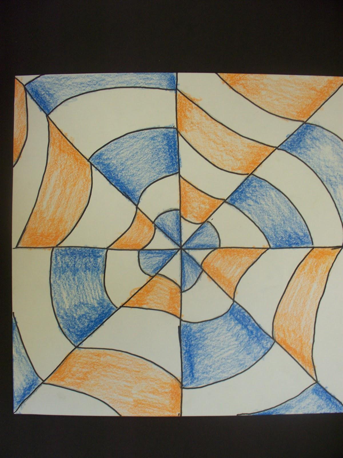 easy optical illusions - 720×960