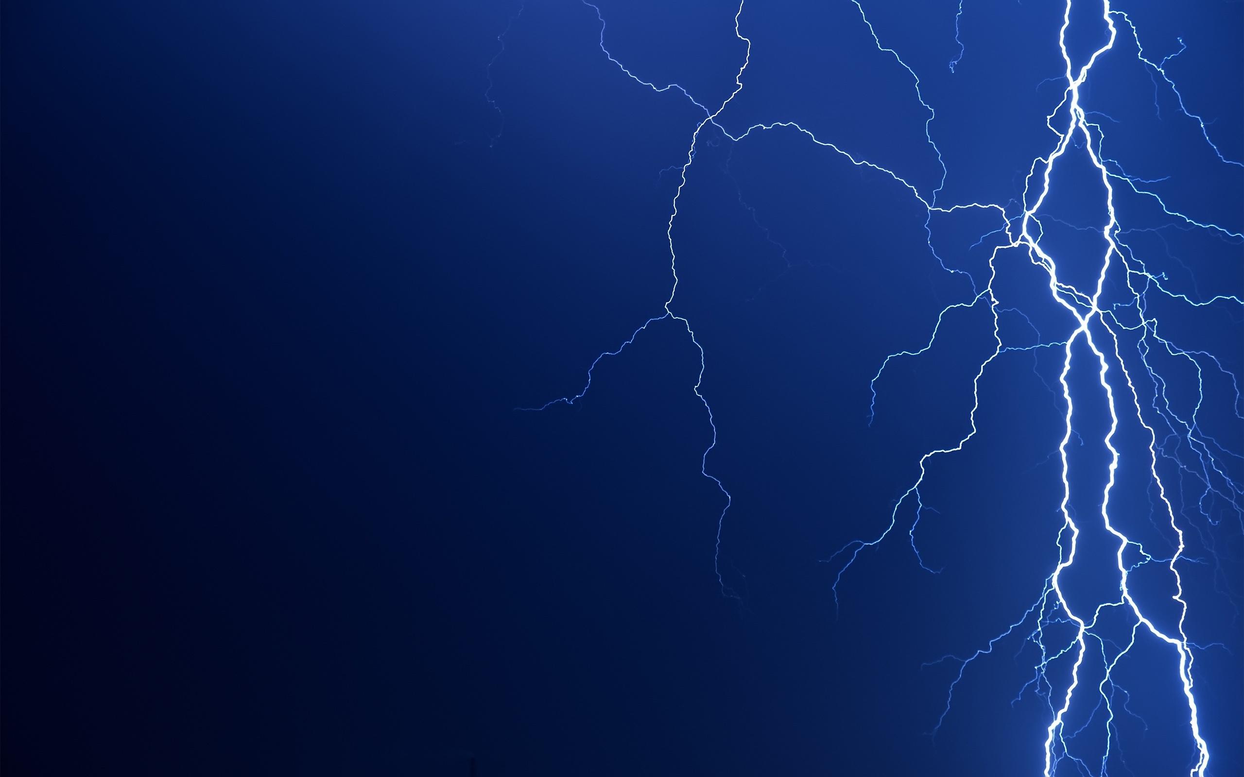 2560x1600 Lightning bolt desktop PC and Mac wallpaper 2560x1600