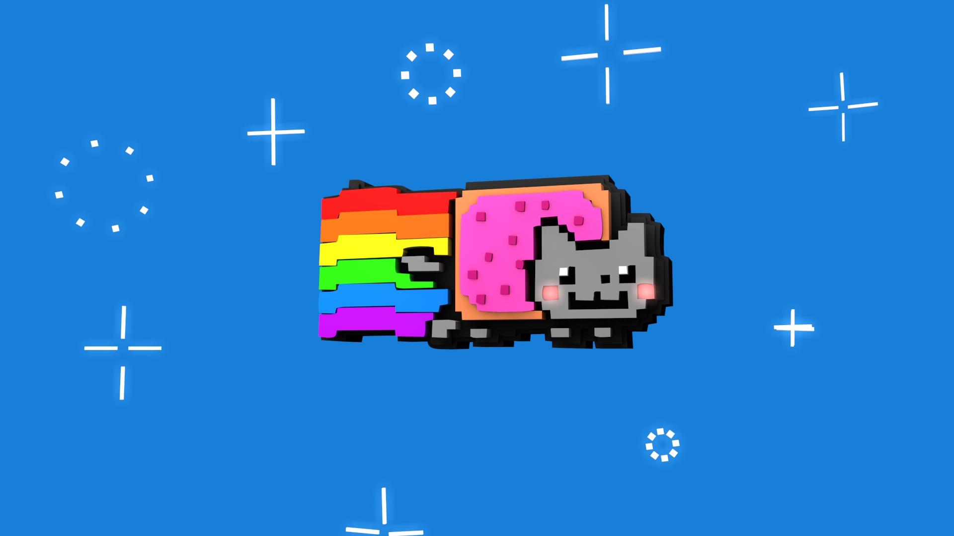 nyan cat live wallpaper download