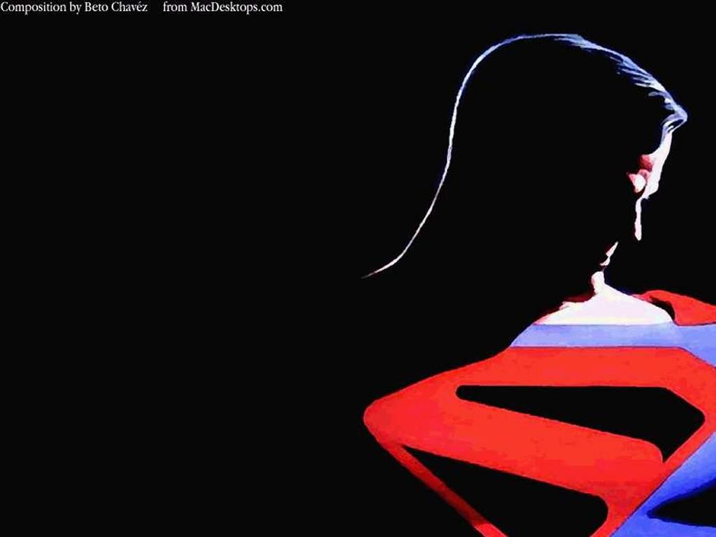 Mi Fondo de Pantalla Gratis   Fondo de Pantalla de Cmic Superman 1024x768
