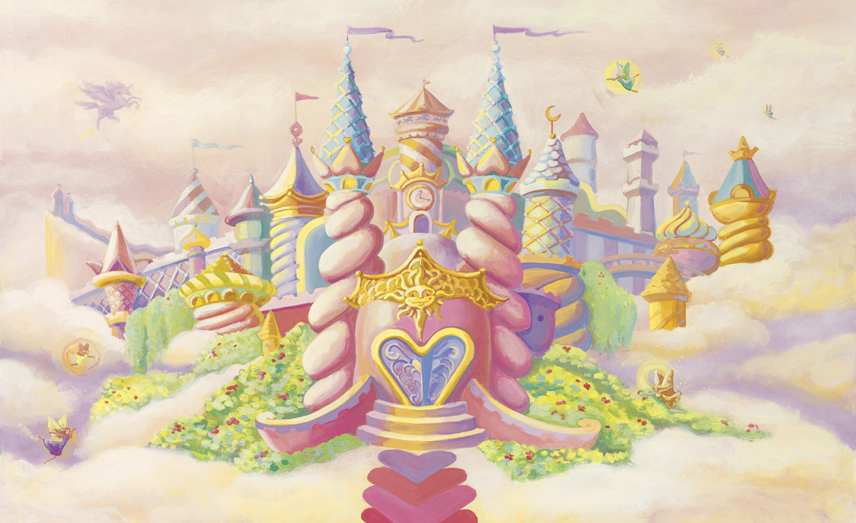 Pink Disney Ca Princess 1200x733