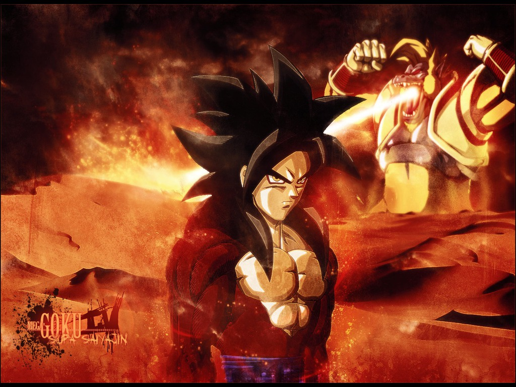wallpapers de goku ssj4 hd   ALOjamiento de IMgenes 1024x768
