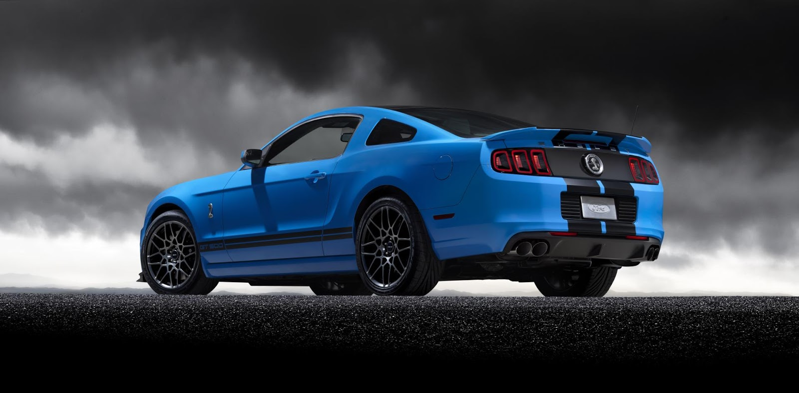Ford Shelby Mustang GT500 2013 Hottest Car Wallpapers Bestgarage 1600x787