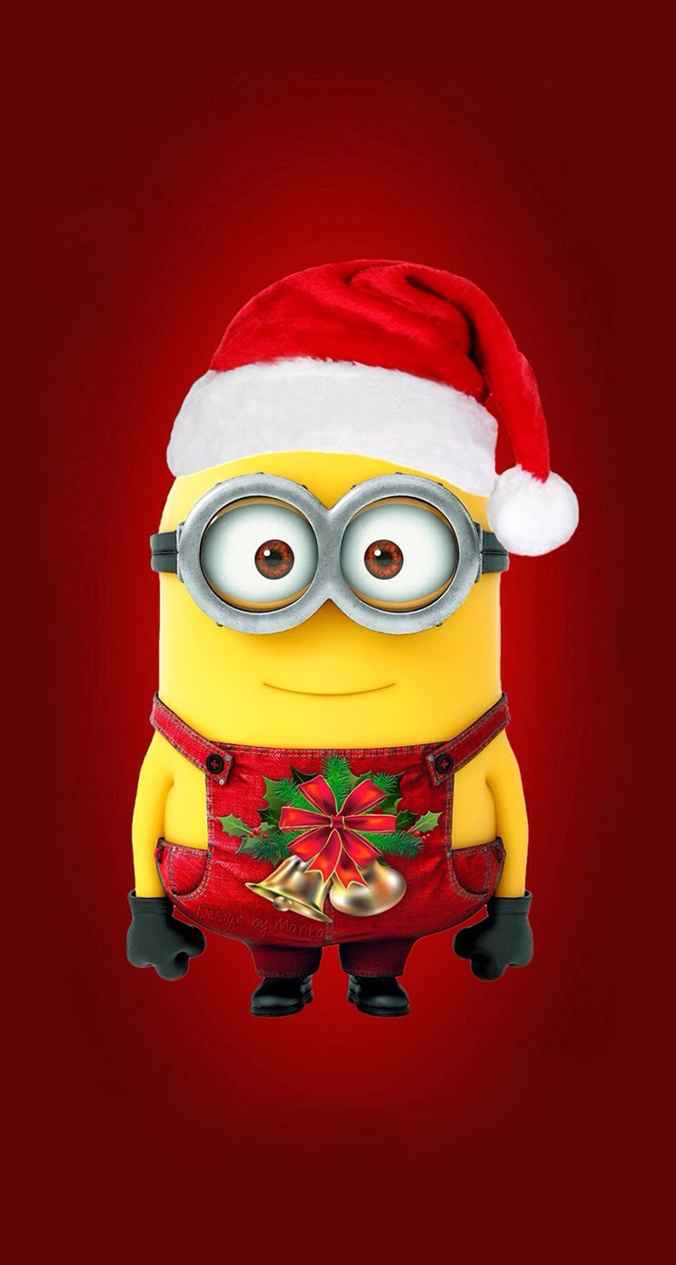 Sfondi Natale Hd Per Iphone.Free Download Iphone 5 Wallpaper Hd 2 Christmas Minion Animated 5jpg 744x1392 For Your Desktop Mobile Tablet Explore 49 Animated Wallpapers For Iphone 5 Animated Wallpaper For Iphone 4s