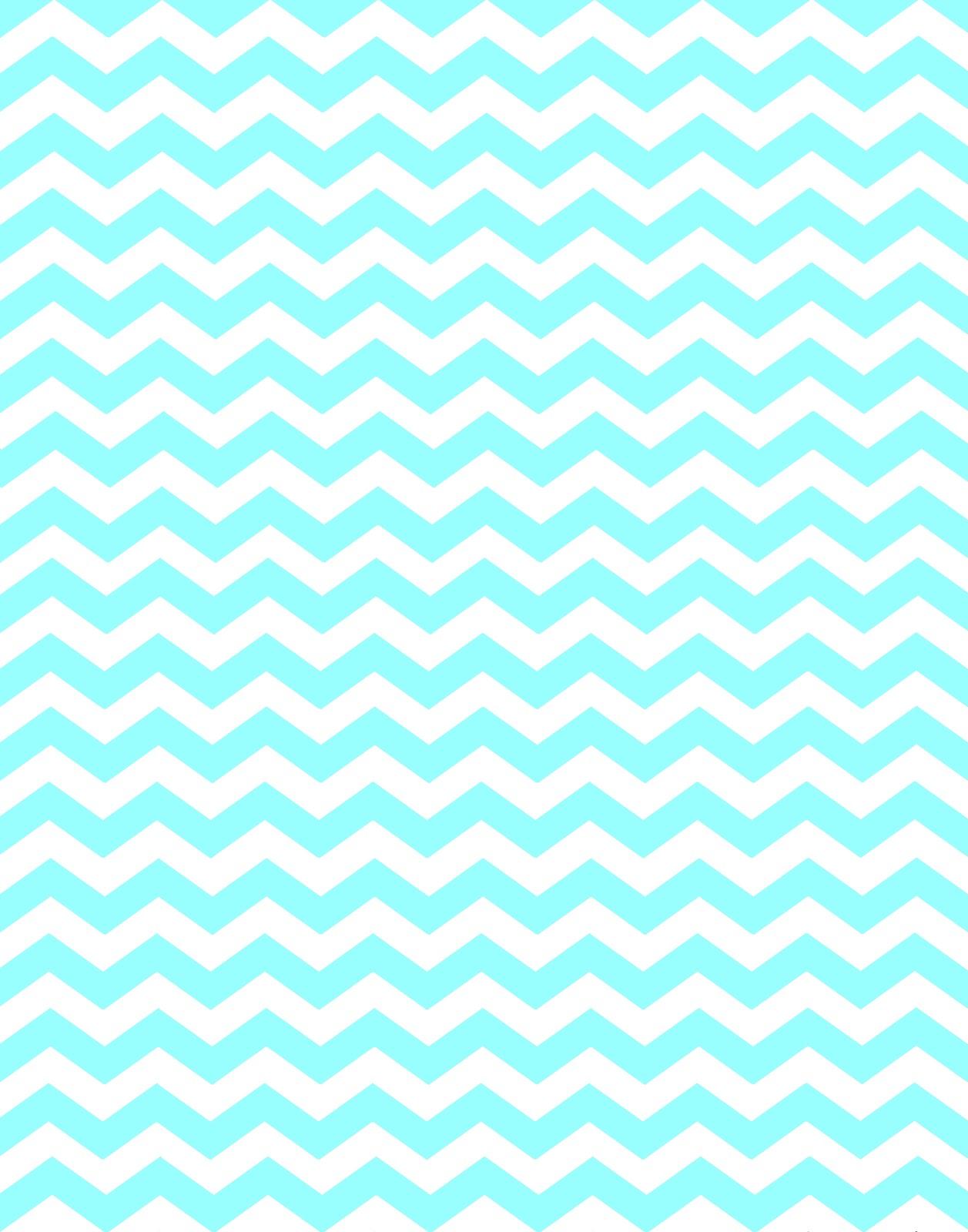 Aqua and gray chevron wallpaper wallpapersafari for Blue chevron wallpaper