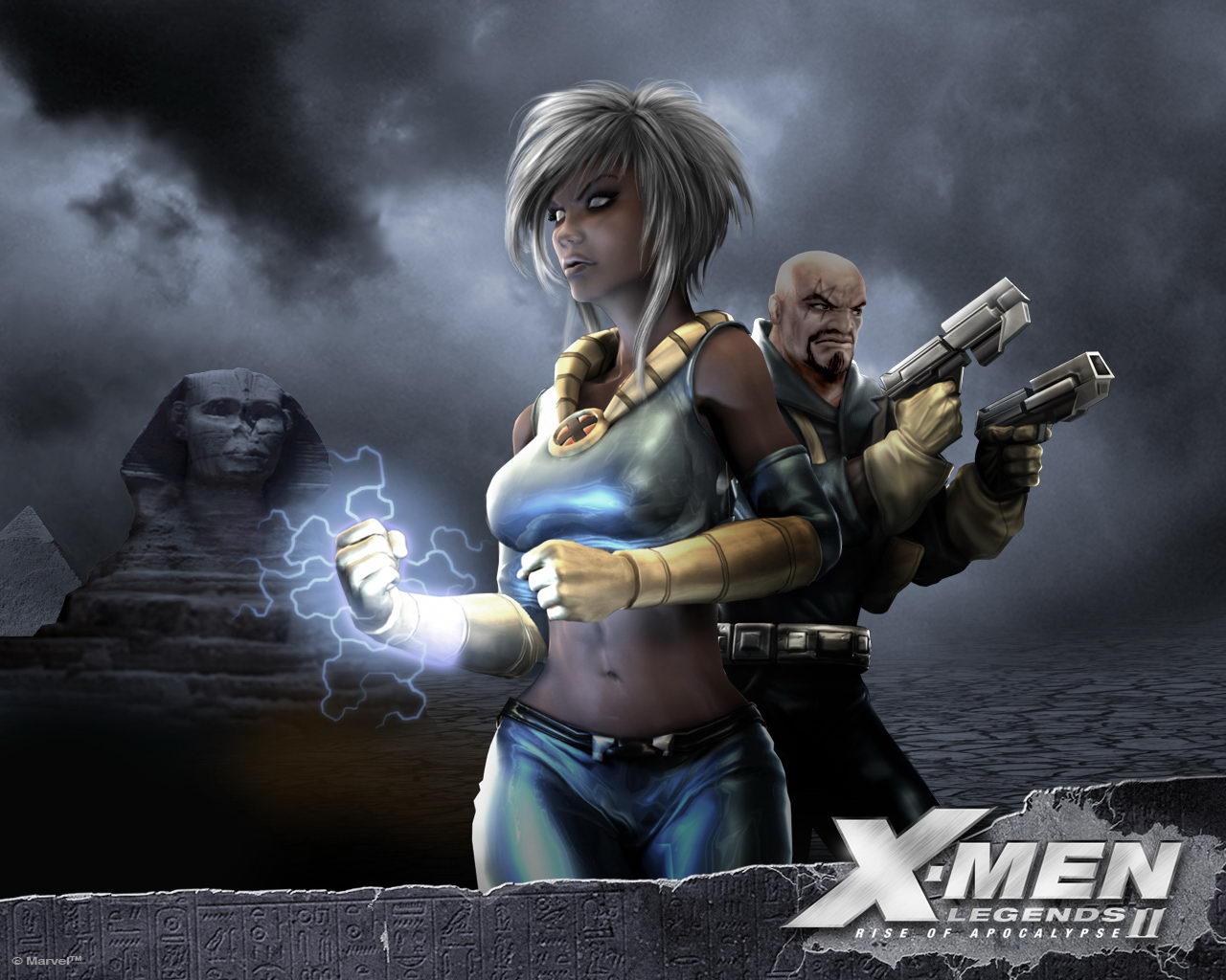 Ch X men Legends 2 Download Full 1280x1024