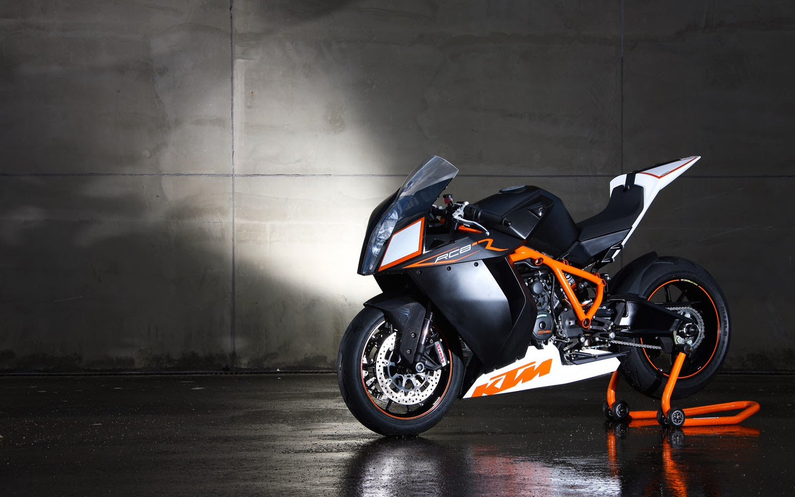 wallpapers KTM RC8 Wallpapers 1600x1000