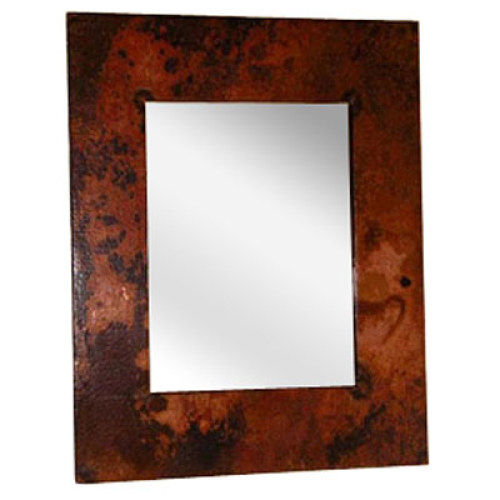 Hammered Copper Wall Art for Pinterest 500x500