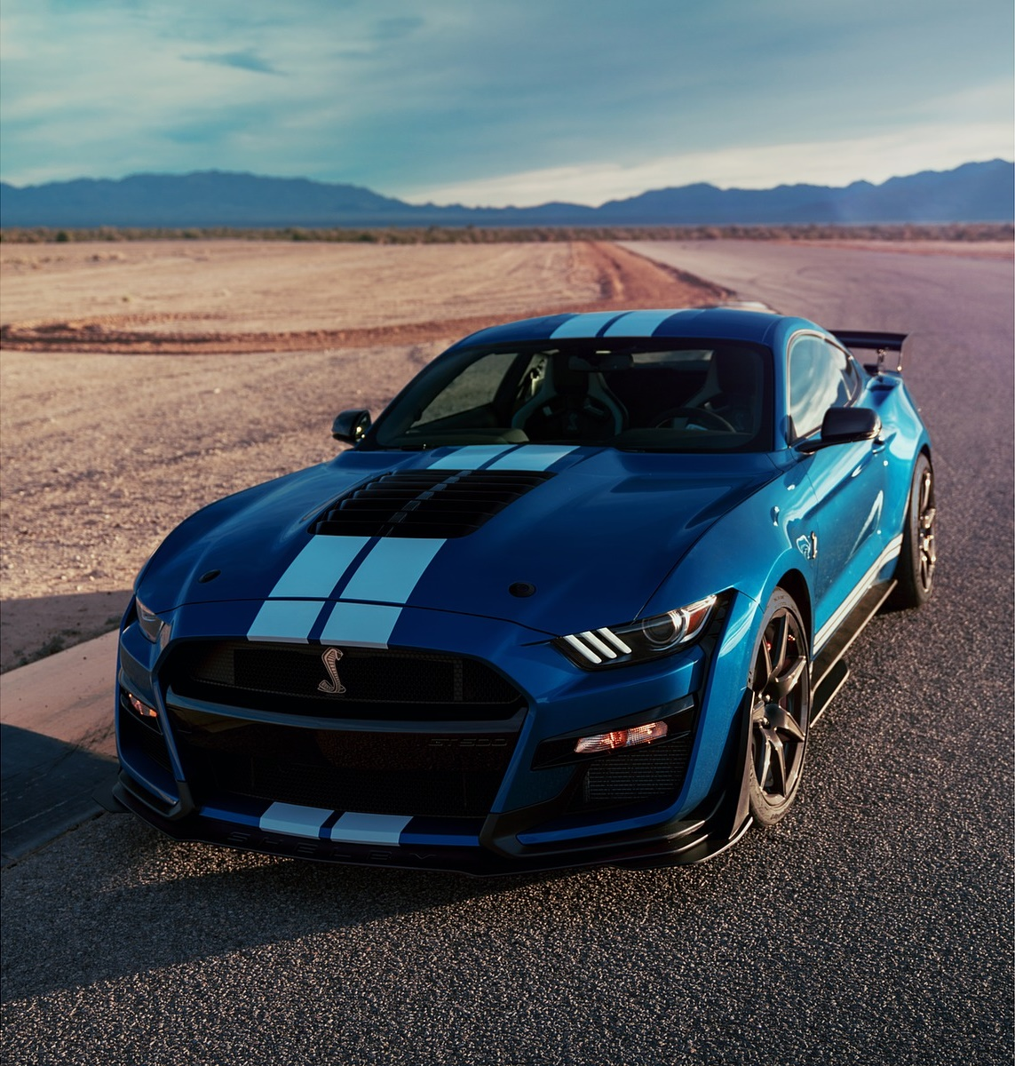 2020 Ford Mustang Shelby GT500 Front Wallpapers 89   NewCarCars 1143x1200