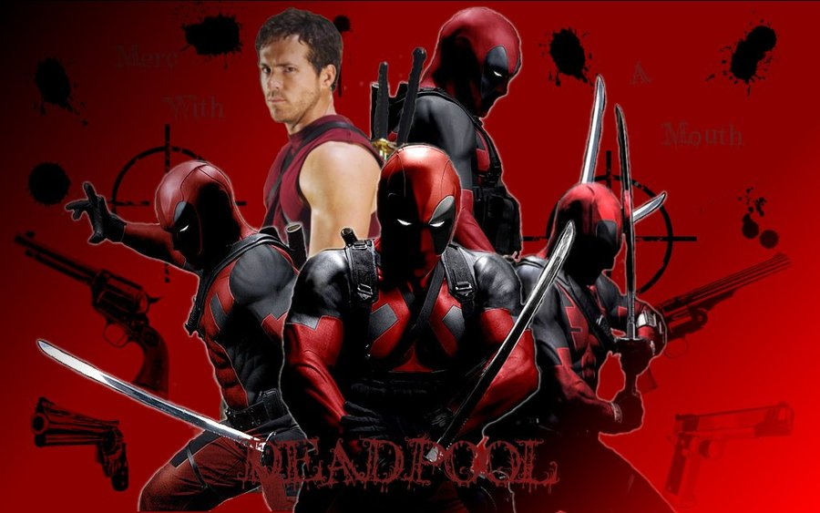 Group Of Deadpool Deviantart Wallpaper Desktop