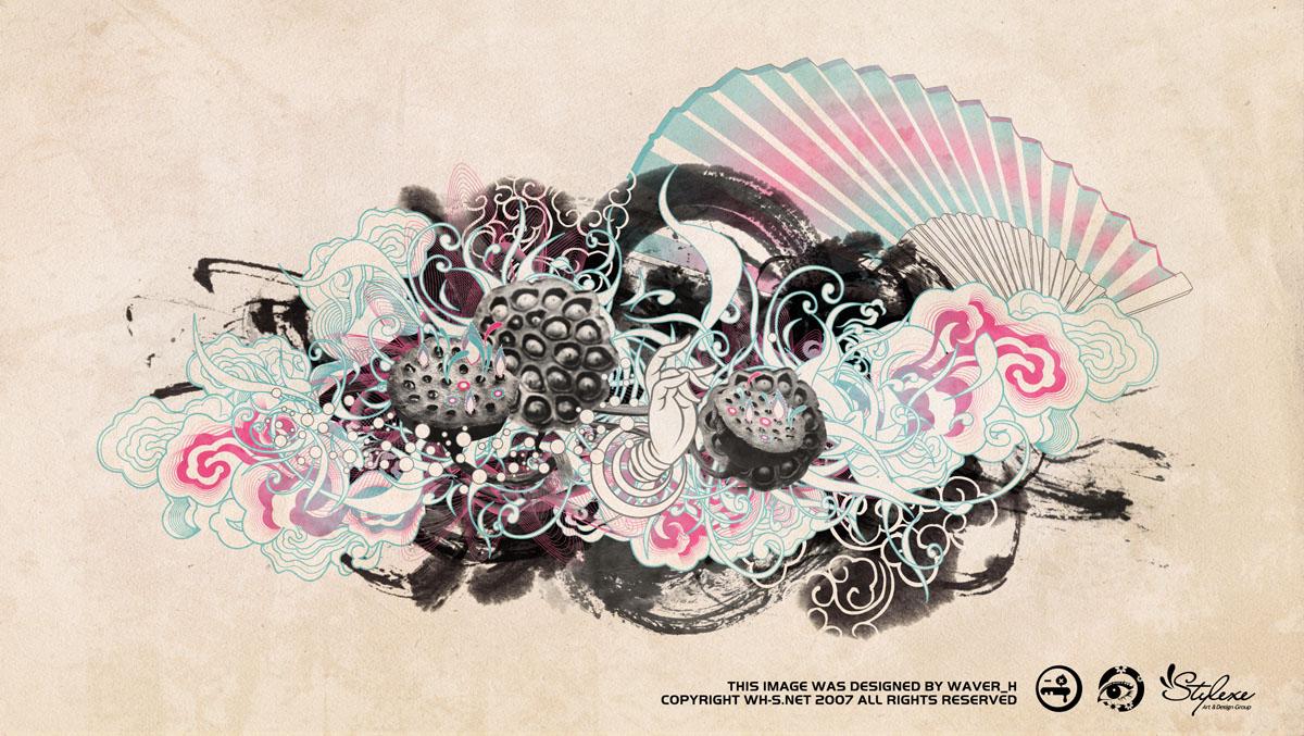 Oriental Charm by waver h 1200x677