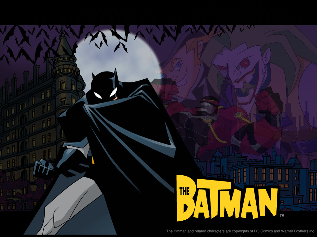 Cool Wallpaper   The Batman Wallpaper 21966998 1024x768