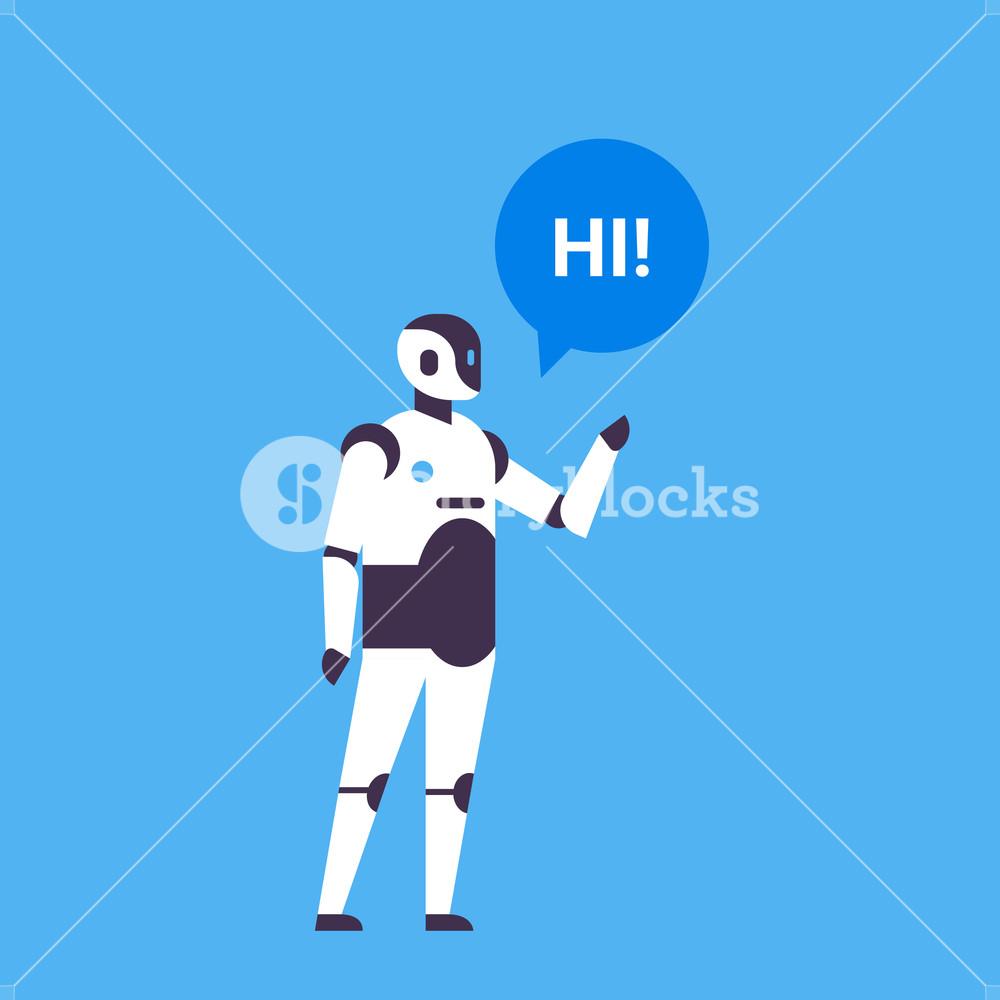 bot helper chatbot personal assistant chat bubble communication 1000x1000