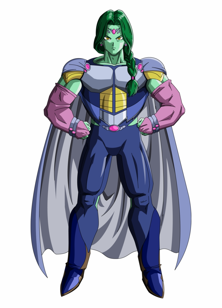 Zarbon   Dragon Ball Super Zarbon PNG Images Clipart 920x1279