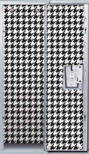 white locker wallpaper