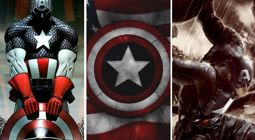 We hear some super hero film called Captain America is opening soon 873x478